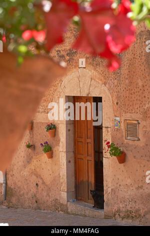 Mallorca, Valldemosa, Spain - Stock Photo