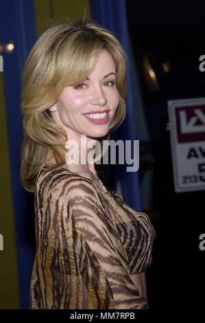 Shaune Bagwell arriving at the premiere of ' Josie and the PussyCats' at the Galaxie Theatre in Los Angeles  4/9/2001  BagwellShaune12.jpgBagwellShaune12 Red Carpet Event, Vertical, USA, Film Industry, Celebrities,  Photography, Bestof, Arts Culture and Entertainment, Topix Celebrities fashion /  Vertical, Best of, Event in Hollywood Life - California,  Red Carpet and backstage, USA, Film Industry, Celebrities,  movie celebrities, TV celebrities, Music celebrities, Photography, Bestof, Arts Culture and Entertainment,  Topix, headshot, vertical, one person,, from the year , 2001, inquiry tsuni@ - Stock Photo