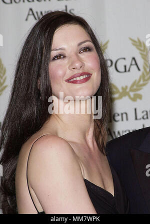 The Producer Guild Awards 2001 Golden Laurel Awards Was Held At Stock Photo Alamy