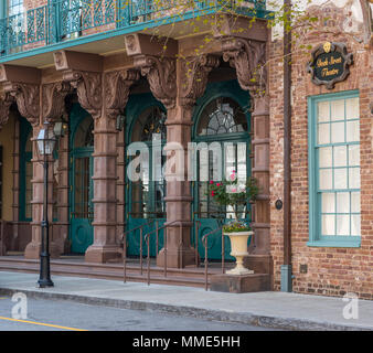 Historic Charleston, South Carolina - Stock Photo
