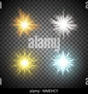 shining star - Stock Photo