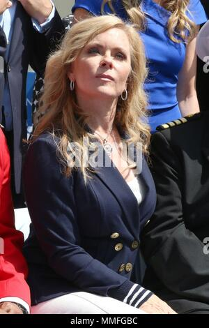 Los Angeles, CA, USA. 10th May, 2018. LOS ANGELES - MAY 10: Jill Whelan at the Princess Cruises Receive Honorary Star Plaque as Friend of the Hollywood Walk Of Fame at Dolby Theater on May 10, 2018 in Los Angeles, CA at a public appearance for THE LOVE BOAT Original Cast Receive Hollywood Walk of Fame Honorary Star Plaque, Dolby Theatre, Los Angeles, CA May 10, 2018. Credit: Priscilla Grant/Everett Collection/Alamy Live News - Stock Photo