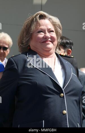 Los Angeles, CA, USA. 10th May, 2018. LOS ANGELES - MAY 10: Lauren Tewes at the Princess Cruises Receive Honorary Star Plaque as Friend of the Hollywood Walk Of Fame at Dolby Theater on May 10, 2018 in Los Angeles, CA at a public appearance for THE LOVE BOAT Original Cast Receive Hollywood Walk of Fame Honorary Star Plaque, Dolby Theatre, Los Angeles, CA May 10, 2018. Credit: Priscilla Grant/Everett Collection/Alamy Live News - Stock Photo