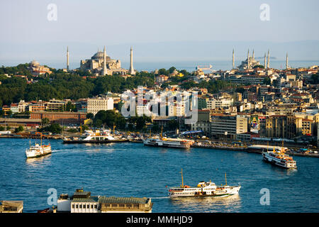 how to get to galata tower from sultanahmet
