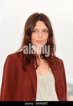 Cannes, France. 12th May 2018. Vanessa Fillho  attending Photocall for GUEULE D' ANGE   at Cannes Film Feadistival 12th May 2018 Credit: Peter Phillips/Alamy Live News - Stock Photo