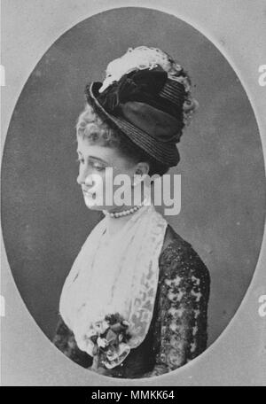 Hélène Standish (1847-1933) A - Stock Photo