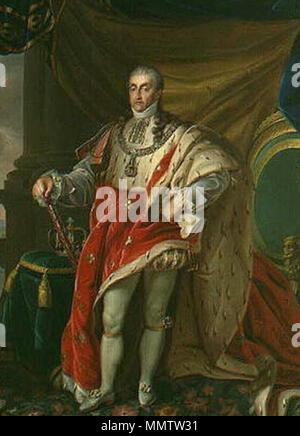 Carlo Felice di Savoia, King of Sardinia (1764-1831) CarloFelice - Stock Photo