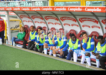 Torino, Italy. 13th May, 2018. during the Serie A football match between Torino FC and SPAL at Stadio Grande Torino on 13th May, 2018 in Turin, Italy. Credit: FABIO PETROSINO/Alamy Live News - Stock Photo