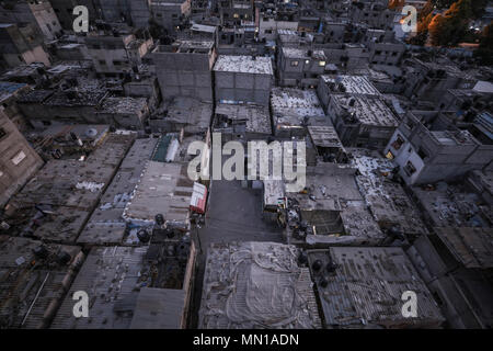Gaza, Palestine  13th May, 2018  A general view of