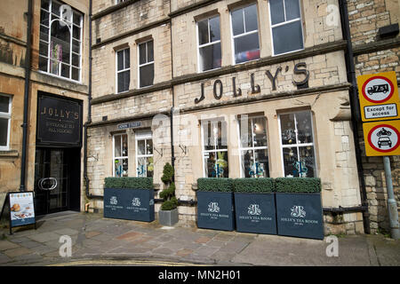 Jollys department store and tea room now house of fraser Bath ...