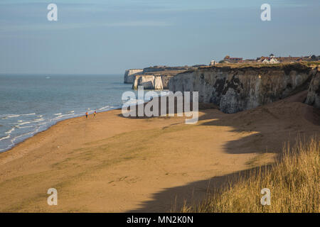 Botany Bay,Broadstairs,Kent - Stock Photo