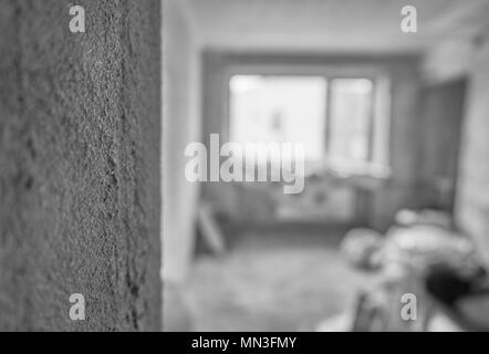 Overhaul concept. Home remodeling. House renovation concept - Stock Photo