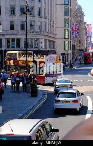 The Strand London - Stock Photo