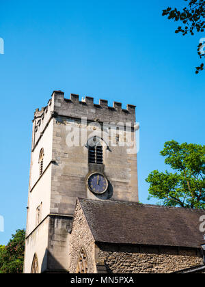 St Michael at the North Gate, Oxford, Oxfordshire, England, UK, GB. - Stock Photo