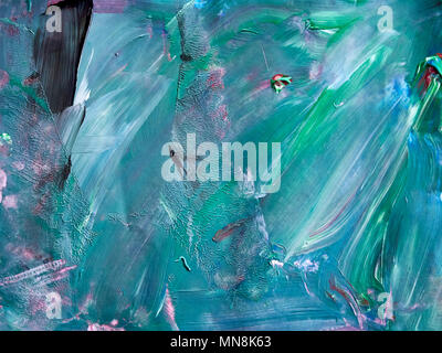 Creative background. Beautiful painting. Abstract texture. Aquarelle Painting on Paper - Stock Photo