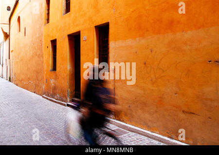 urban scenes captured in the suburbs of Bologna, Italy