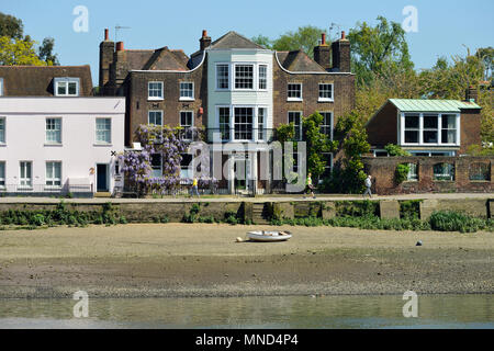 Residential Area Of Chiswick West London England Arlington Stock Photo 37732652 Alamy