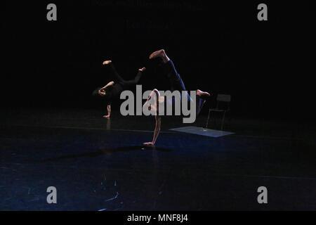 Lyon Eun Kwon - Glory 16 May 2018 - Stock Photo