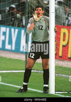 Soccer - Euro 2000 - Final