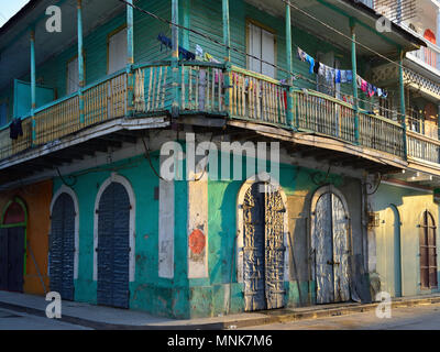 Cap Haitien city in Haiti - Stock Photo