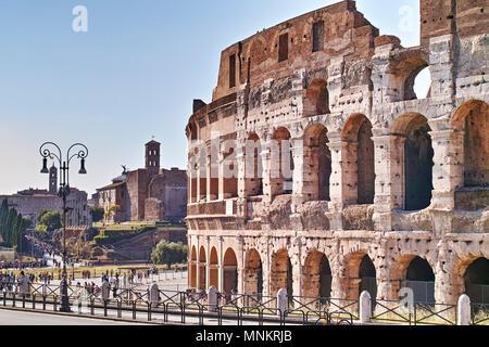 Coliseum Rome, Italy Stock Photo