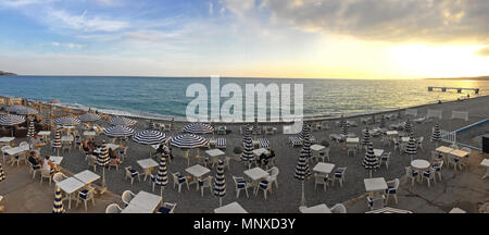 landscapes of Nice - Stock Photo