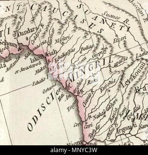 . English: (Composite of) A map of the Mediterranean Sea with the adjacent regions and seas in Europe, Asia and Africa. By William Faden, Geographer to the King. London, printed for Wm. Faden, Charing Cross, March 1st, 1785. 1 March 1785.   William Faden  (1749–1836)    Alternative names Faden & Jefferys  Description British cartographer and publisher  Date of birth/death circa 1750 21 March 1836  Location of birth London  Work location From 1771: 'Geographer to the King and to the Prince of Wales'  Authority control  : Q8008902 VIAF: 12630020 ISNI: 0000 0001 2276 5926 ULAN: 500043295 LCCN: n8 - Stock Photo