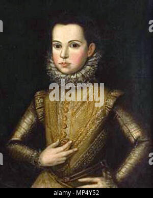 . Victor Amadeus, Prince of Piedmont     Jan Kraeck (before 1550–1607)  Alternative names Jan Kraeck, Joan Caraca, Juan Carraza, Jan Carracka, Jan Caracca, Jan Carracha, Jan Caraca, Jan Caragua, Jan Caraqua, Jan Carriachio, Isidoro Caracca, Giovanni Caracha, Giovanni Caraca, Giovanni Caracca, Giovanni Caragna, Giovanni Caragua, Giovanni Caraqua, Isidoro Carracca, Jan Carrach, Giovanni Carrach, Giovanni Carracha, Jean Carrachio, Jean Carrachyo, Giovanni Carracka, Giovanni Carragua, Giovanni Kraeck  Description Dutch painter, draughtsman and court painter  Date of birth/death before 1550 1607 - Stock Photo