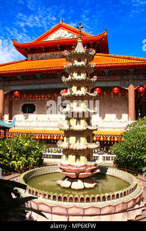 how to get to kek lok si temple from georgetown