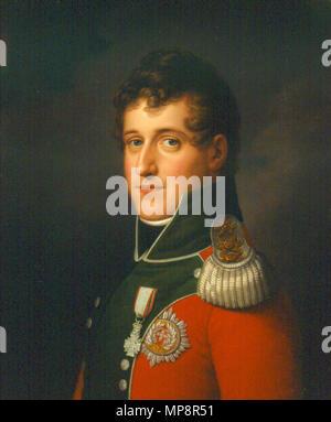 .  English: Christian VIII of Denmark (1786-1848) . 19th century.   765 King christian viii of denmark - Stock Photo
