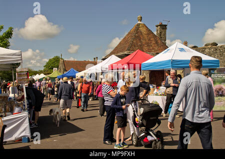 Shaftesbury Food Festival - Stock Photo