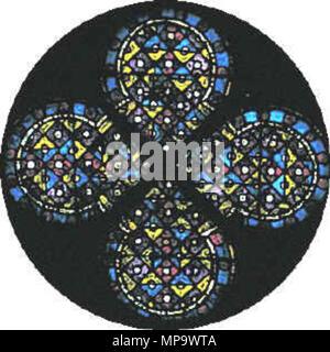 . Maestro di San Francesco, ss francesco e antonio, Quadrilobo . 13th century.   843 Maestro di San Francesco, ss francesco e antonio, Quadrilobo - Stock Photo
