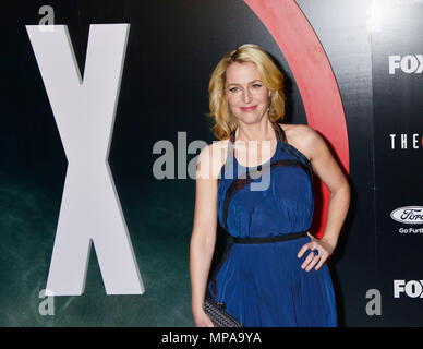 Gillian Anderson 031  at The X-Files Premiere at California Science Center in Los Angeles, CA  January 12, 2016.Gillian Anderson 031 ------------- Red Carpet Event, Vertical, USA, Film Industry, Celebrities,  Photography, Bestof, Arts Culture and Entertainment, Topix Celebrities fashion /  Vertical, Best of, Event in Hollywood Life - California,  Red Carpet and backstage, USA, Film Industry, Celebrities,  movie celebrities, TV celebrities, Music celebrities, Photography, Bestof, Arts Culture and Entertainment,  Topix, Three Quarters, vertical, one person,, from the year , 2016, inquiry tsuni@G - Stock Photo