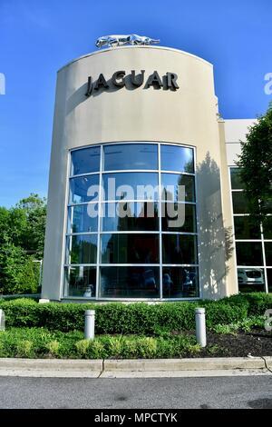 Jaguar Annapolis, MD, USA   Stock Photo