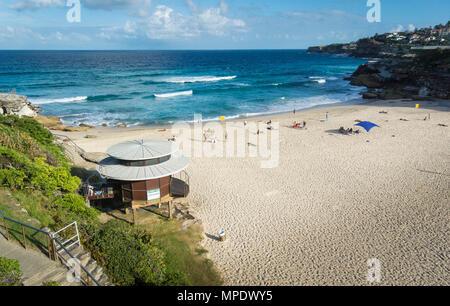 Tamarama Beach, New South Wales, Australia - Stock Photo