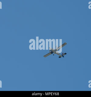 De Havilland DHC-6-300 Twin Otter skybus - Stock Photo
