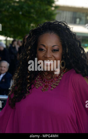NEW YORK, NY - MAY 21: Star Jones attends the 2018 American Ballet Theatre Spring Gala at The Metropolitan Opera House on May 21, 2018 in New York City.   People:  Star Jones - Stock Photo