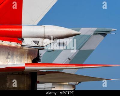 Croatian Air Force Velika Gorica - Stock Photo
