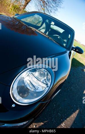 Porsche 911 Carrera 4S convertible, 997, Sportscar, four wheel drive, legend, Stuttgart, Made in Germany, technic, wagon, design | Porsche 911 Carrera - Stock Photo