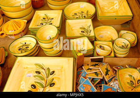 pottery Spain - Stock Photo
