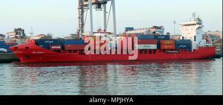 Conjunto de imagens de movimentos de navios - Stock Photo