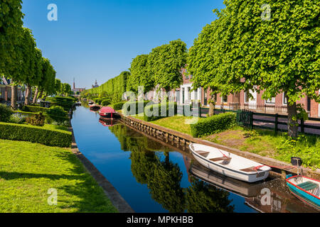 IJlst Friesland Netherlands Stock Photo