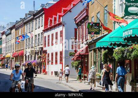 Upper Town Quebec City Restaurants