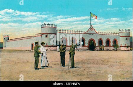 'Old Fort', c1939. Artist: Unknown. - Stock Photo
