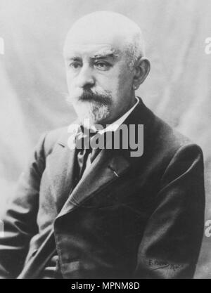 'Huysmans', c1893. Artist: Eugene Pirou. - Stock Photo