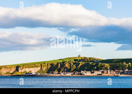 Scotland, Aberdeenshire, Stonehaven - Stock Photo