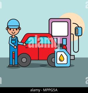 people car service - Stock Photo