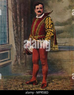 'Enrico Carulo 1873-1921', 1934. Artist: Unknown. - Stock Photo