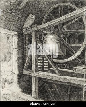 The Death of the Old Year, c1857. Artist: John Everett Millais.