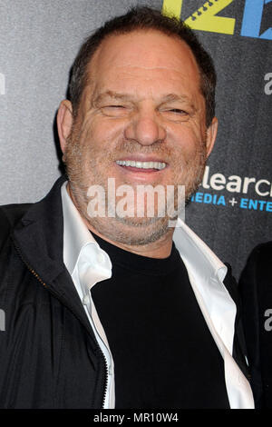 New York, USA. 08th Nov, 2013. Harvey Weinstein at the film premiere of '12 -12-12 'at the Ziegfeld Theater. New York, 08.11.2013 | usage worldwide Credit: dpa/Alamy Live News - Stock Photo